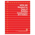 NFPA 220: Standard on Types of Building Construction