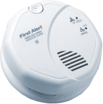 BRK SC7010B, 120VAC Wire-In Smoke and Carbon Monoxide Alarm