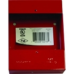 Fire-Lite SB-10, Surface-Mount Back Box for Pull Stations