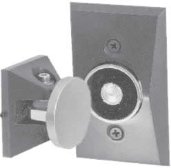 Edwards 1505AQN5 Door Holder, Flush/Wall Mount (24V AC/DC, 120VAC)