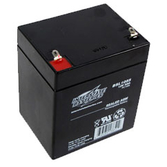 Interstate BSL1055, 12V/5 AH SLA Battery