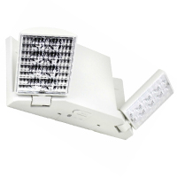 Orbit EL2FM-LED-W Micro Adjustable Led Emergency Light