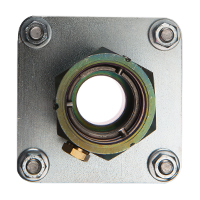 FFE Talentum 12561, 4 Hole Mounting Flange with 1 inch BSP/NPT