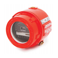 FFE Talentum 16221, UV / IR2 Flame Detector - Flameproof (Exd), High Ambient Temperatures