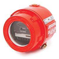 FFE Talentum 16521, Flameproof Ultra-Violet Dual Infra-Red Flame Detector