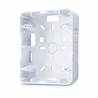 Gentex GSB-W, Surface Back-Box for GE Series, White