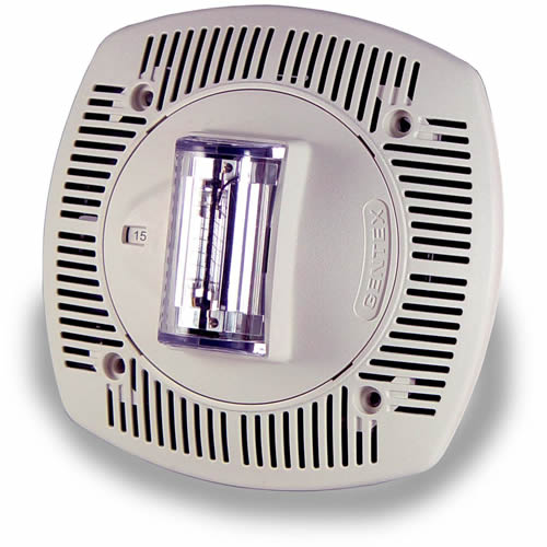 Sspk24clpw 24vdc Speaker Strobe Select Candela Ceiling White