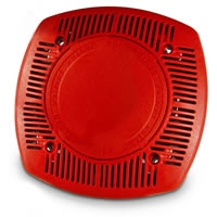 Gentex SSPKCLPR, Speaker, Universal Mount, Red