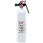 Kidde KN RESSP, Kitchen Fire Extinguisher, 711A Rated, 2.5  lbs., White