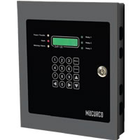Macurco DVP-120, Detection and Ventilation Control Panel