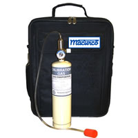 Macurco GDM-FCK, Methane Gas Field Calibration Kit