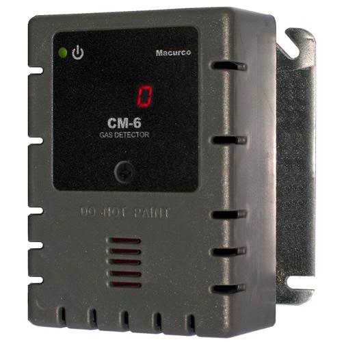Macurco Cm 6 Carbon Monoxide Detector Controller Transducer
