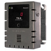 Macurco TX-6-ND, Nitrogen Dioxide Detector