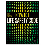NFPA 101 - Life Safety Code Handbook, Soft Bound, 2015 Edition