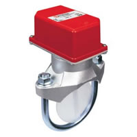 Potter VSG-3, Vane-Type Waterflow Switch for 3-inch Steel Pipe, with Retard, DPDT Contacts