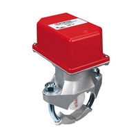 Potter VSR-C2, Vane-Type Waterflow Switch for 2-inch Copper Pipe, with Retard, SPDT Contact(s)