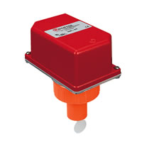 Potter VSR-SG, Vane-Type Waterflow Switch for 1, 1-1/4, 1-1/2, 2-inch CPVC Pipe, with Retard