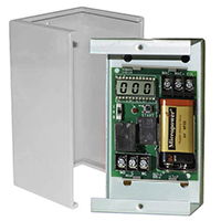 Space Age SSU MR-ITM/C, Inspection, Test and Maintenance Mode Relay, Grey Enclosure