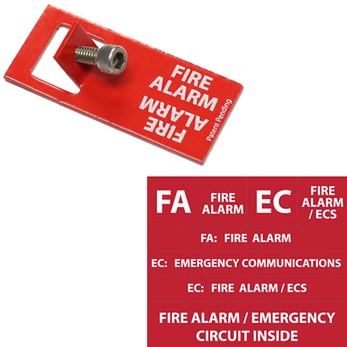 Eclips Elock Fa E Series Fire Lockout Kit By Space Age