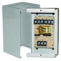 Space Age SSU MR-401/C, Multi-Voltage Series Relay with Test Button, 7-10A, DPDT, 1 Position