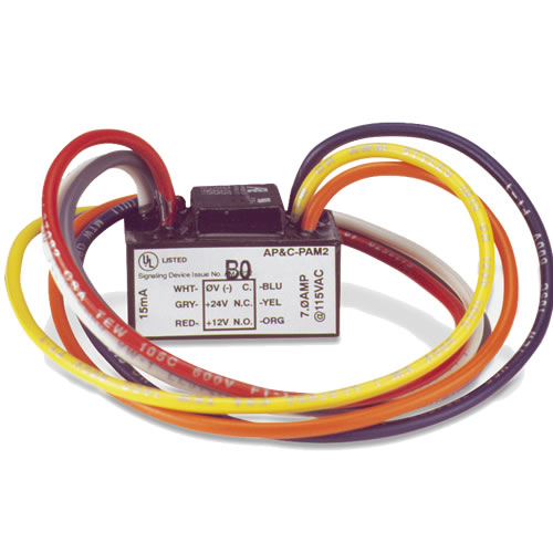 ssu pam 2 multi voltage series relay 7a spdt encapsulated