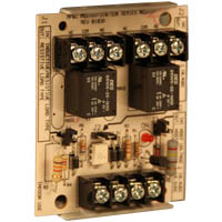 Space Age SSU MR-201/T, Multi-Voltage Control Relay, 10A, DPDT, 1 Position, Track-Mount Enclosure