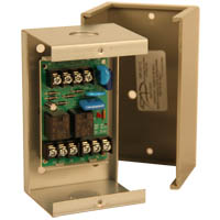 Space Age SSU MR-321/C,  Low-Voltage, Low-Current, Opto-Isolated Relay, 7-10A, DPDT, 1-Position