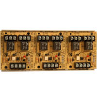 Space Age SSU MR-323/C, Low-Voltage, Low-Current, Opto-Isolated Relay, 7-10A, DPDT, 3-Position