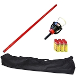 SDi SOLO 808 Starter Test Kit, Includes 8-foot Pole and Aerosol Smoke Dispenser