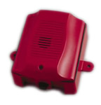 System Sensor HRK Horn, Red for outdoor use