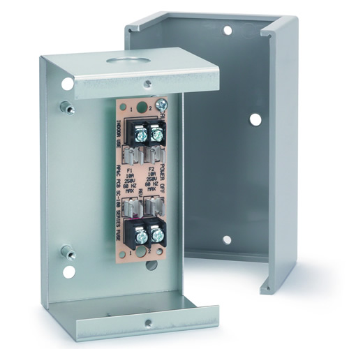 dual circuit fuse module 10a 1 position grey encl. Black Bedroom Furniture Sets. Home Design Ideas