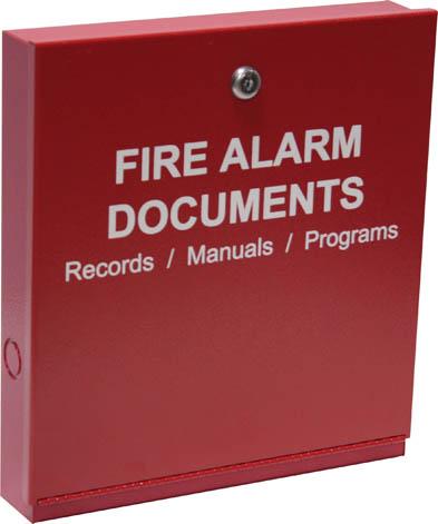 fire alarm document cabinet 2