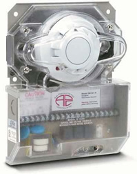Air Products & Controls SM-501-N, Ionization Duct Smoke Detector (230V AC, 115V AC, 24V AC/DC)