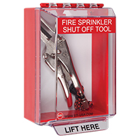 STI Universal Stopper and Fire Sprinkler Shutoff Tool