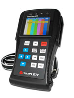 Triplett CamView PTZ, Multi-Function Test Tool for CCTV and Security Installations