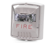 Wheelock Exceder 24VDC Strobe, Model STW, Wall-Mount, White