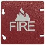 Space Age FP5, 4 3/4-in Square Fire Cover Plate