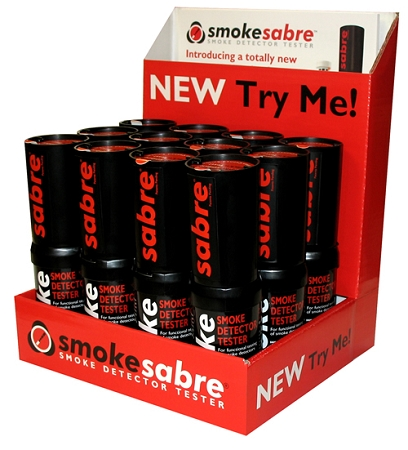 smokesabrepos sdi smokesabre aerosol smoke detector tester case of 12  at reclaimingppi.co