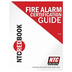 NTC NICET 1 - 4 Testing Book (Red)