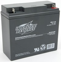 Interstate BSL1116, 12V/18 AH Flame Retardant SLA Battery