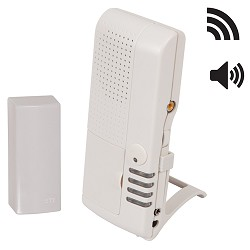 STI V34400, Wireless Universal Alert w/4-Channel Voice Receiver