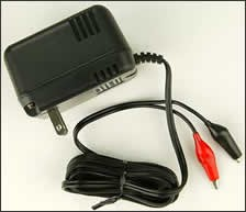 Interstate CHG143512V 1A Wall Charger with Clip