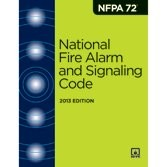 NFPA 72 - National Fire Alarm and Signaling Code (2013)