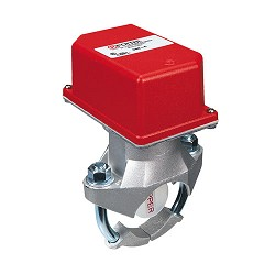 Potter VSR-C4, Vane-Type Waterflow Switch for 4-inch Copper Pipe, with Retard, SPDT Contact(s)