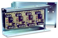 Space Age SSU SC-314/T Timing Relay with Selectable Delay, 5A, 4-Position, Track-Mount Enclosure