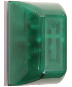 STI SA5000G Select-Alert LED and Siren, Green