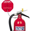 STI 6200 Fire Extinguisher Theft Stopper
