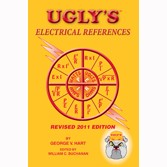 Ugly's RES18211 Electrical References, 2011 Edition