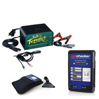 Battery Chargers & Test Equipment