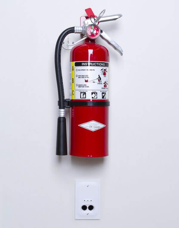 en gauge en vision module evm fire extinguisher monitor
